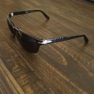 Persol fair condition black sunglasses